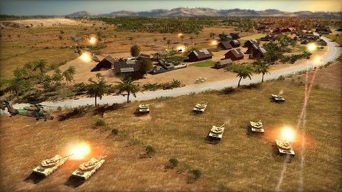 Wargame Red Dragon K1 Tanks