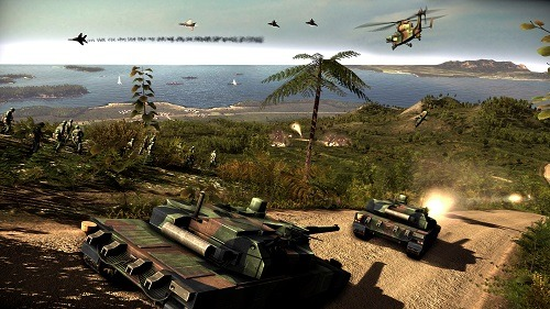 The New And Improved Wargame Red Dragon Video Game Review
