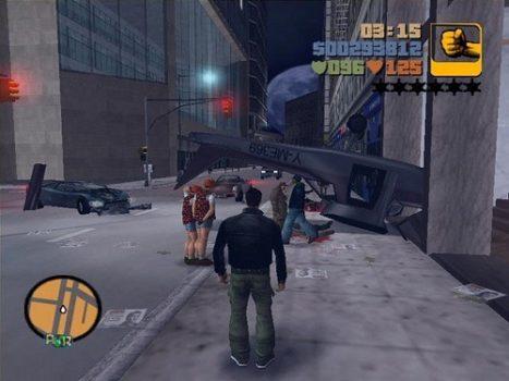 Mayhem in GTA III