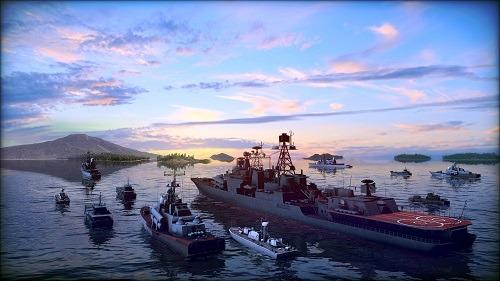 Wargame Red Dragon Soviet Fleet