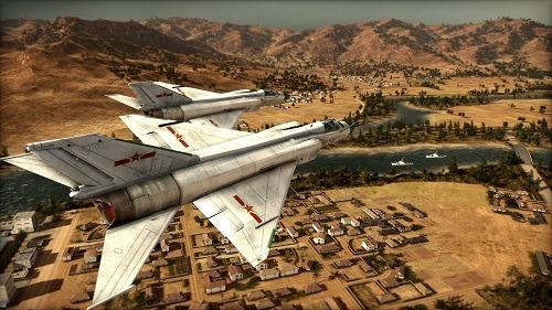 Wargame Red Dragon Soviet Aircraft