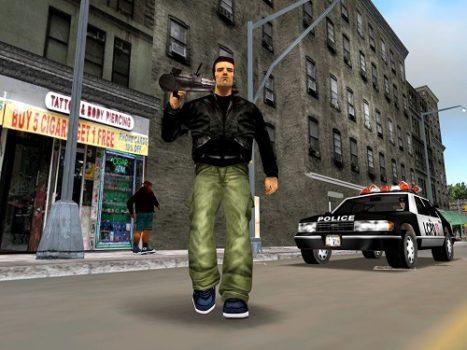 GTA Games GTA 3 screenshot