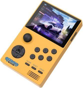 Retro Gaming Handheld NEXADAS Retroid Pocket Android Dual Boot Handheld Game Console (Orange 32GB)