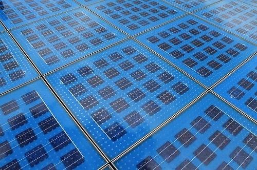 EV Trike Solar Panels