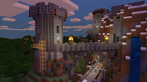 How To Play Minecraft 2021 A Cute Castle