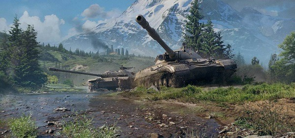 World Of Tanks Is Now On Steam, But Veteran Tankers Aren't Happy About It