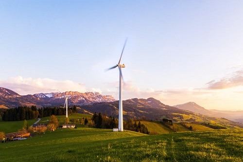 Renewable Energy in Groups