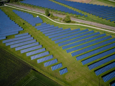 Renewable Energy Solar Power in Groups
