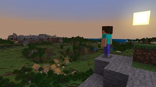 Minecraft Tips 2021 Beautiful Sunset