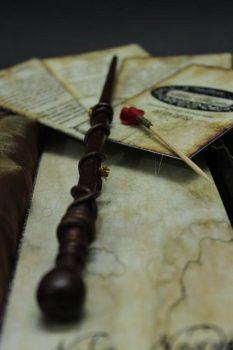 Harry Potter Fonts magic wand