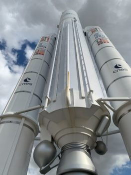 Chinese Rocket but not the actual one