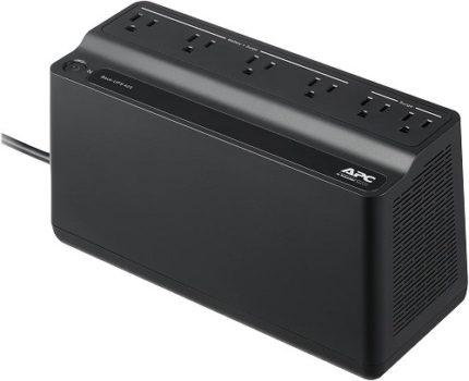 Power Supply APC UPS, 425VA UPS Battery Backup Surge Protector Power Supply