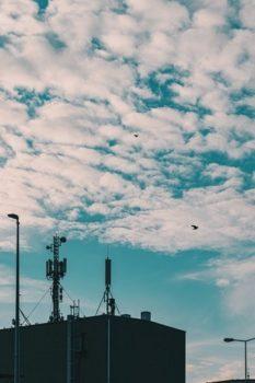 wireless power grid Towers