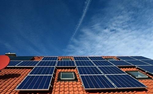 Anti-Solar panel during day