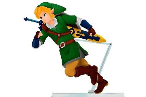 Zelda main character