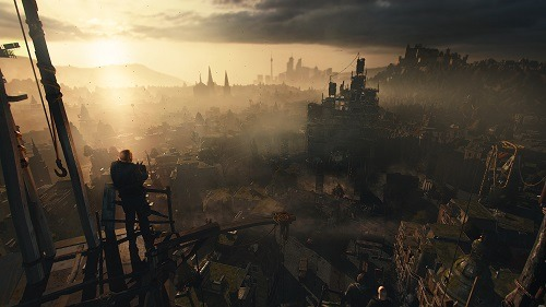 Dying Light 2 With The City