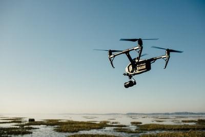 Rogue Killer Drone Attack AI