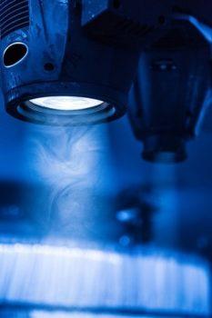 Quantum Microscope Tech