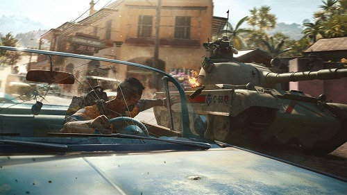 Far Cry 6 Gameplay Revolution