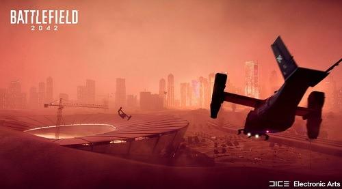 Battlefield 2042 Crossplay Osprey