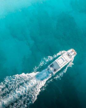 Underwater Drone oceanography