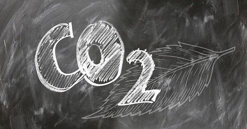 CO2 Battery element