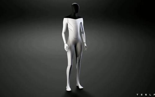 humanoid robot concept