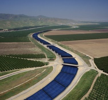 Solar Canals In CA Could Save Billions Of Gallons Of Water Per Year And Fight Climate Change. Here's How