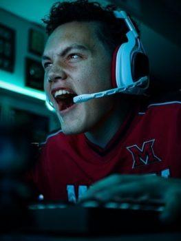 Gaming Crackdown scream